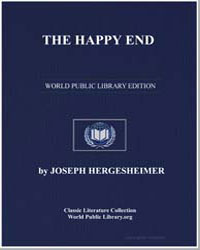 The Happy End by Hergesheimer, Joseph
