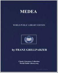 Medea by Grillparzer, Franz