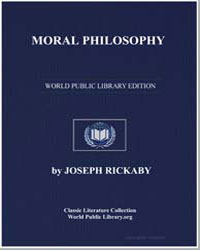 Moral Philosophy by Ricka, Joseph