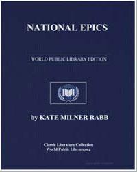 National Epics by Rabb, Kate Milner, Mrs.