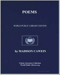 Poems by Cawein, Madison Julius