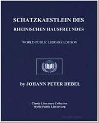 Schatzkaestlein des Rheinischen Hausfreu... by Hebel, Johann Peter
