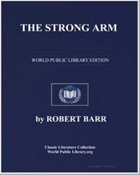 The Strong Arm by Barr, Robert