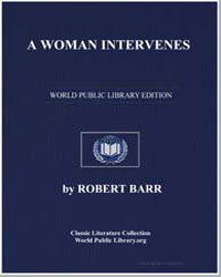 A Woman Intervenes by Barr, Robert