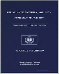The Atlantic Monthly, Volume V, Number 2... by Various