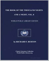 The Book of the Thousand Nights and a Ni... by Burton, Richard Francis, Sir