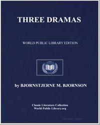 Three Dramas by Bjornson, Bjornstjerne M.