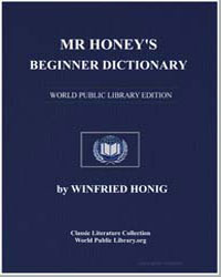 Mr Honey's Banking Dictionary (German-En... by Honig, Winfried