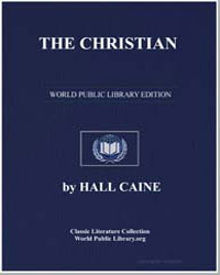 The Christian a Story by Caine, Hall