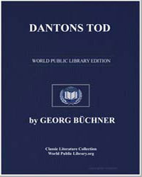 Dantons Tod by Büchner, George