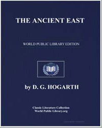 The Ancient East by Lawrence, David Herbert