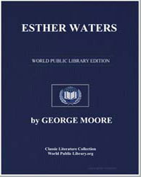 Esther Waters by Moore, George