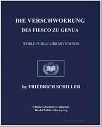Die Verschwoerung des Fiesco zu Genua by Schiller, Friedrich