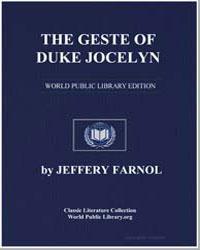 The Geste of Duke Jocelyn by Farnol, Jeffery
