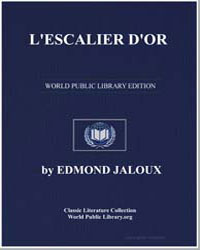 L'Escalier D'Or by Jaloux, Edmond