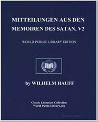 Mitteilungen aus den Memoiren des Satan ... by Hauff, Wilhelm
