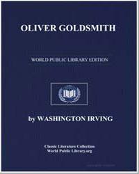 Oliver Goldsmith by Irving, Washington