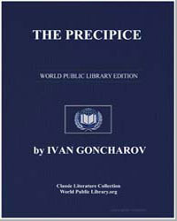 The Precipice by Goncharov, Ivan
