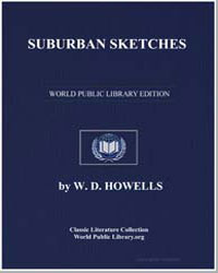 Suburban Sketches by Howells, W. D.