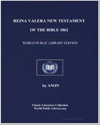 Reina Valera New Testament of the Bible ... by Anonymous