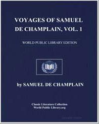 Voyages of Samuel de Champlain : Volume ... by De Champlain, Samuel