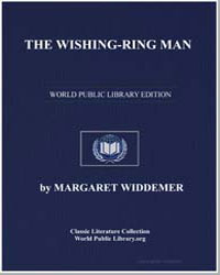 The Wishing-Ring Man by Widdemer, Margaret