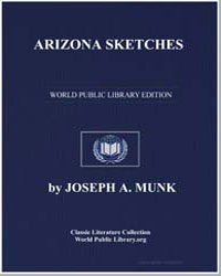 Arizona Sketches by Munk, Joseph A.
