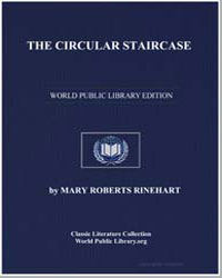 The Circular Staircase by Rinehart, Mary Roberts
