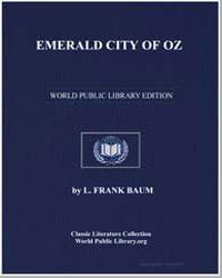 The Emerald City of Oz by Baum, Lyman Frank