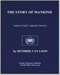 The Story of Mankind by Loon, Hendrik Van