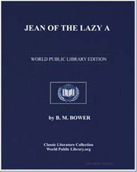 Jean of the Lazy A by Bower, Sinclair, B. M.