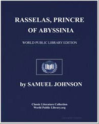 Rasselas, Prince of Abyssinia : A Tale by Johnson, Samuel