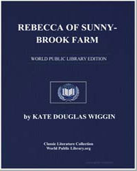 Rebecca of Sunnybrook Farm by Wiggin, Kate Douglas Smith