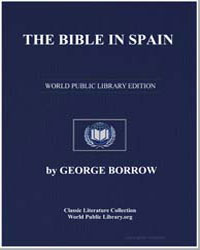 The Bible in Spain by Borrow, George