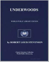 Under Woods by Stevenson, Robert Louis