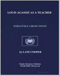 Louis Agassiz as a Teacher by Cooper, Lane