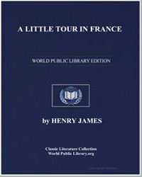 A Little Tour in France by James, Henry