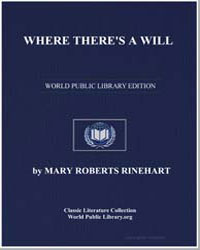 Where There's a Will There's a Way : An ... by Rinehart, Mary Roberts