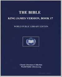 The Bible, King James Version, Book 17 :... by
