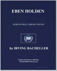 Eben Holden by Bacheller, Irving Addison