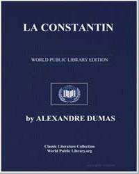 La Constantin by Dumas, Alexandre