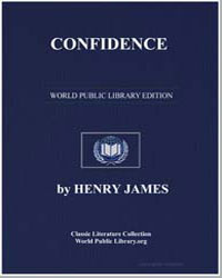 Confidence by James, Henry