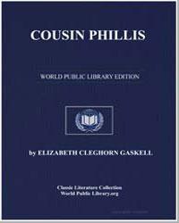 Cousin Phillis by Gaskell, Elizabeth Cleghorn