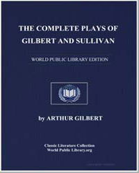 The Complete Plays of Gilbert and Sulliv... by Gilbert, Arthur