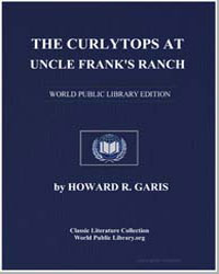 The Curlytops at Uncle Frank's Ranch by Garis, Howard R.