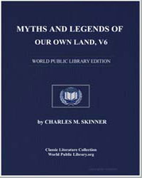 Myths and Legends of Our Own Land (Centr... by Skinner, Charles M. (Charles Montgomery)