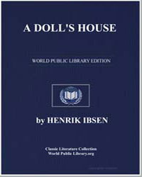 A Doll's House by Ibsen, Henrik