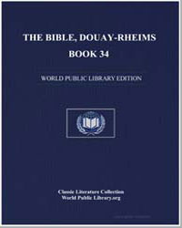 The Bible, Douay-Rheims, Book 34 : Joel ... by