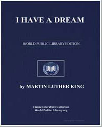 I Have a Dream by King, Martin Luther, Jr., Dr.