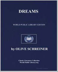 Dreams by Schreiner, Olive